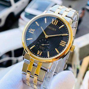Citizen Gold & Silver 39mm Watch! New model! NIB!